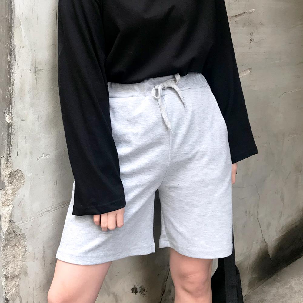 [무료배송]입어봐 트레이닝5부팬츠 <br> 트레이닝 반바지 운동복 단체복